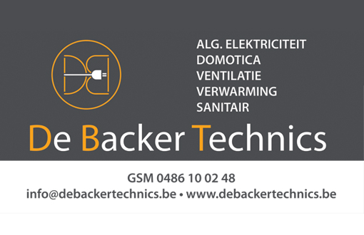 De Backer Technics